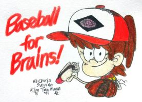 Baseball for Brains! by komi114