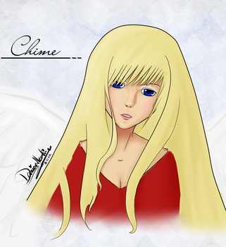 OC: Chime by thekawaiione