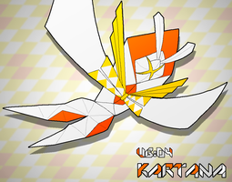 Kartana - The Epic Beast of Paper