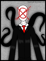 The Slender by Rebeka-KH