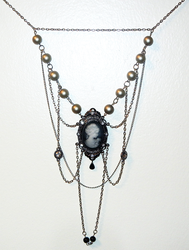 Victorian Choker Necklace : GIVEAWAY by AmberNicole92