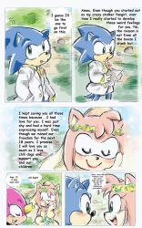 Sonic Got Amy Pregnant Pg 93 by sonicxamy09