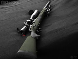 Remington 700 VTR Tactical by ZorinDenu