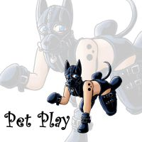 :PET PLAY: PUPPY PLAY by Lorddragonmaster