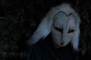 Margaretta's Mask by Forgess
