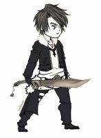 Squall by LitYousei