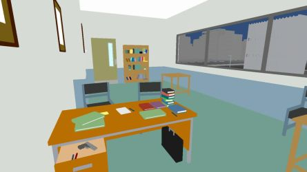 Office Interior by aDFP