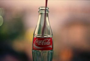 coca cola by edie-is-in-the-air