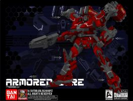 Armored Core_2 by pzUH