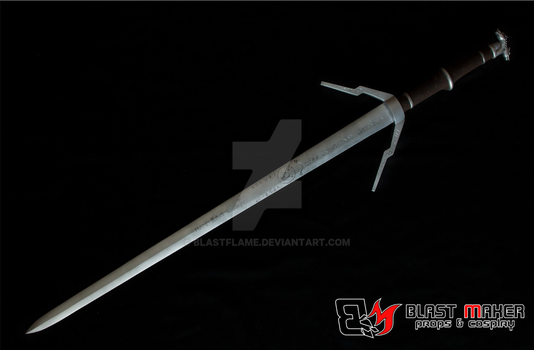 Geralt's Silver Sword - The Witcher 3