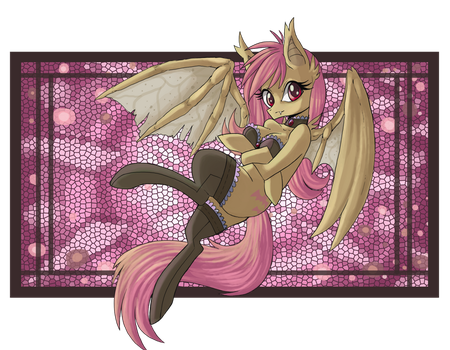 Flutterbat cross arms by raptor007
