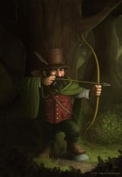 BOOK COVER - The Gnome in the Tapestry by YngveMartinussen