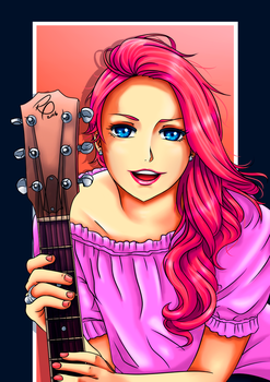 Smile of Song by ryster17