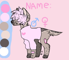 Canine Adopt 9 - CLOSED (10 pts) by Ferretser