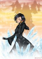 Xion - Secret Santa Gift for Tolbyccia by xariin