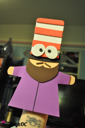 South Park - Mr Hat by KayleighOC