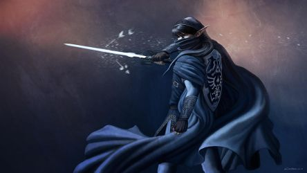 Dark Link by LeoNeal-CP