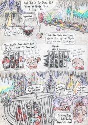 Cynder and the Pugglies. comic page 12. by Grimmyweirdy