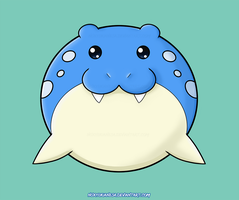 Day 58: Spheal