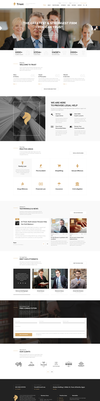 Trust - Lawyer and Attorney Business WP Theme by begha