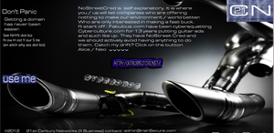 Cyberart Integrated Web Site by pjfbncyl