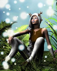 Forest Tales by vaia