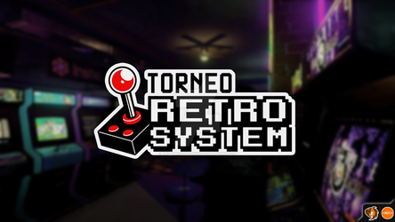 LOGO| ''Torneo RetroSystem'' by NeoHF by Neo-the-Hedgefox