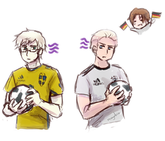 FIFA 2018 | Sweden VS Germany by moraystories
