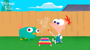 PnF- Phineas and Perry Babies! by Hele1234