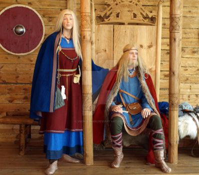 Vikings from Iceland by vikingurinn