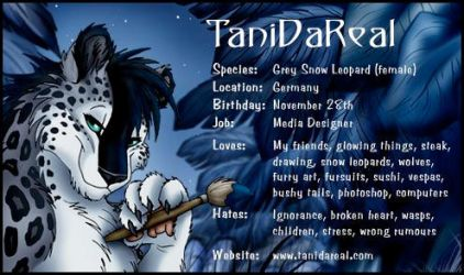 New ID by TaniDaReal
