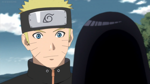 Naruto and Hinata I'll Fight With You 2 by weissdrum