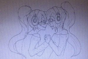 Dusk-Unit: LALA and VIRUS ((WIP)) by Just-Anothr-Fan