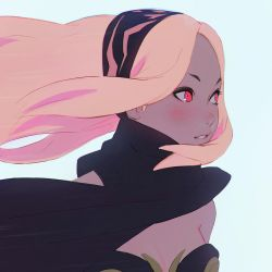Gravity Rush 2 by Kuvshinov-Ilya