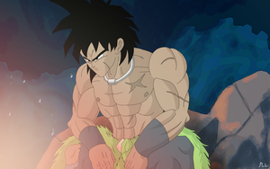 Broly (2018 Dragon Ball Super Broly) by DakuTheFeesh
