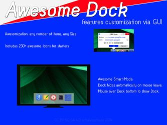 Awesome Dock v1.0.1.20140926 by schulabschluss