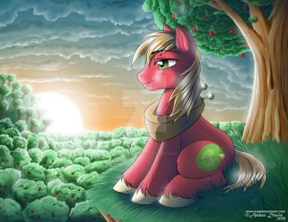 Big Macs Orchard by SonicSweeti