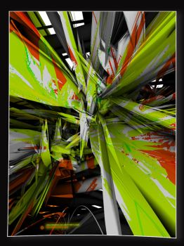 3d max and photoshop Abstract by zokamaric