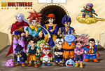 DBM Poster Universe 2 by BK-81