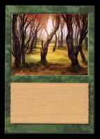 MTG forest land practice by JordyLakiere
