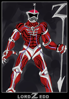 Lord  Zedd by MobianMonster
