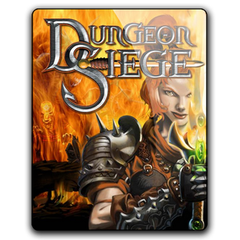 Dungeon Siege by Liaher
