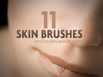 Skin Brushes by env1ro