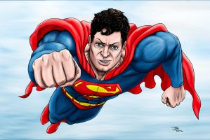 Superman by BungZ