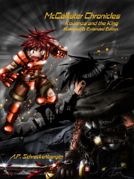 McCallister Chronicles: Book 1 by WingMcCallister