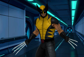 Wolverine (Cancelled Marvel Texverse) DL by TexPool