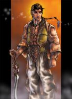 Ronash another costume by Ronash