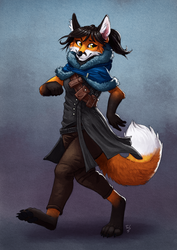 Snipin78 - Commission by TasDraws