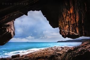 Secret Cove by DrewHopper