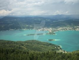 Woerthersee by Frollino